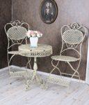 Vintage Gartentisch