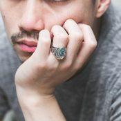 Aooaz Herren Ring